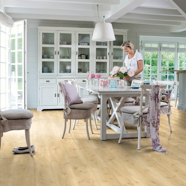 BACL40018 Drift Oak Beige Quick-Step Vinyl Padló