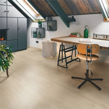 AVMP40080 QUICKSTEP SEA BREEZE OAK BEIGE - ALPHA VINYL